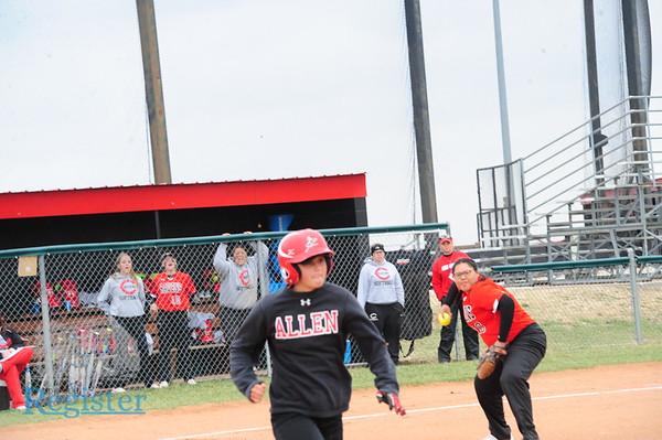 Allen Softball