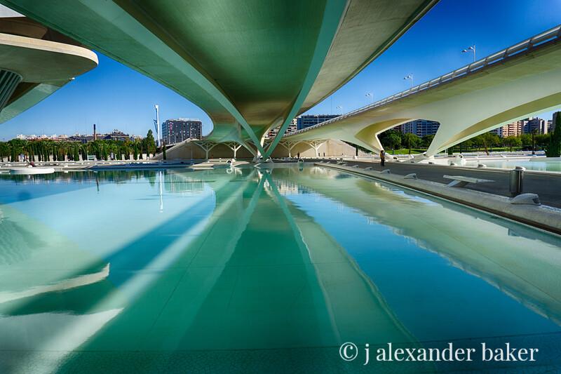 Ciutat de les Arts i les Ciències Valencia 2