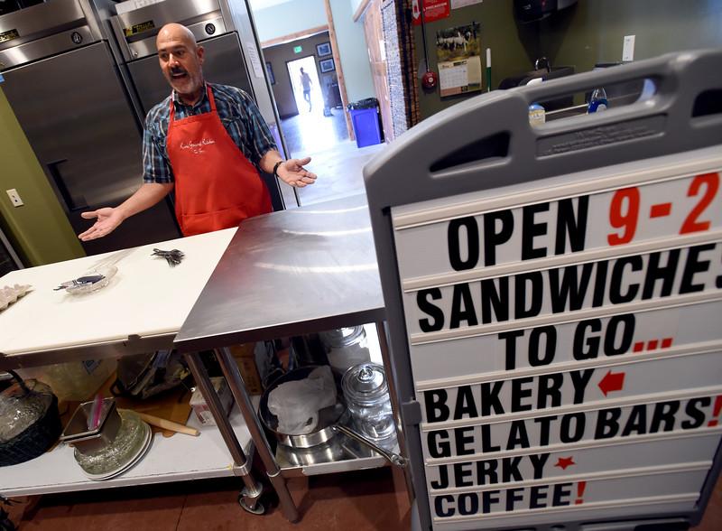 Allenspark Sandwich Shop
