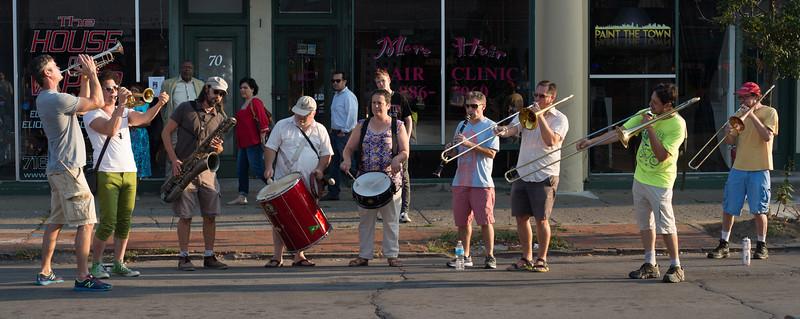 Allentown First Friday 09-04-15