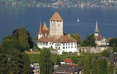 Standesamt Bern | Schloss Spiez