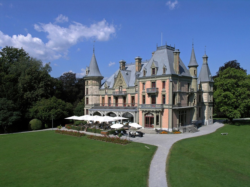 Standesamt Bern | Schloss Schadau