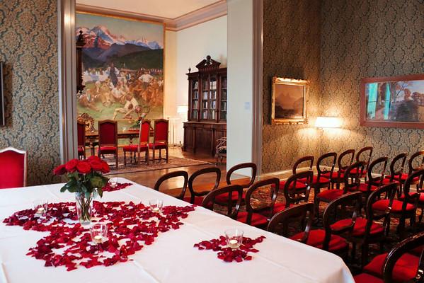 Standesamt Bern | Hotel Giessbach