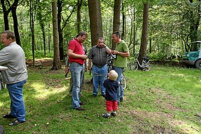 2007_SV_Schuetzenfest_Aufbau_Vogelstange_007