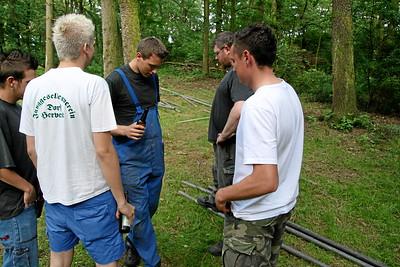 2007_SV_Schuetzenfest_Aufbau_Vogelstange_005