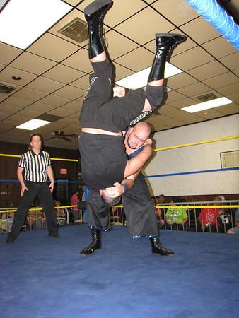 Alliance Championship Wrestling  July 17, 2009