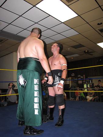 Alliance Championship Wrestling  June 26, 2009