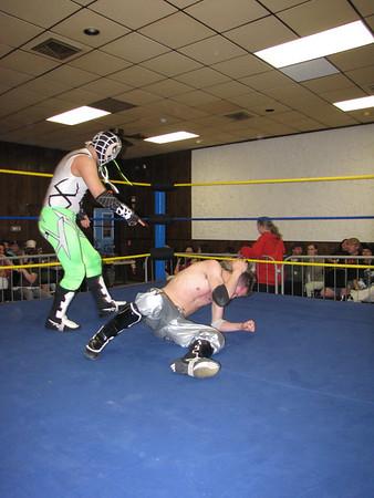 Alliance Championship Wrestling  May 8, 2009