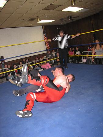Alliance Championship Wrestling  October 9, 2009