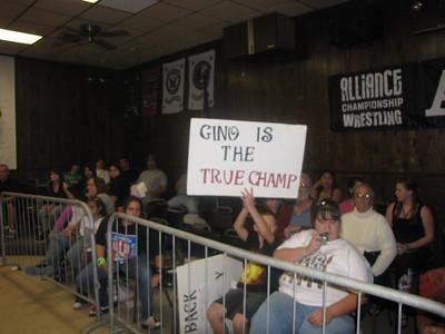 Alliance Championship Wrestling  September 18, 2009