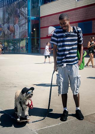 2016-08-14 - Bark in the Park