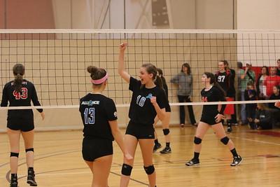 Alliance Volleyball 3-15-15