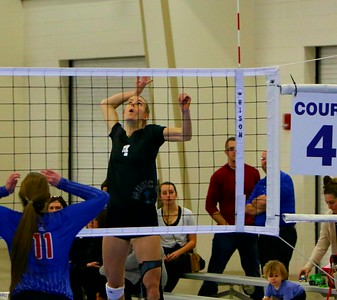 Alliance Volleyball 3/10/18
