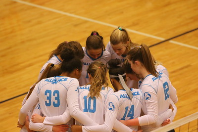 Alliance Volleyball Pictures 18-1 2018