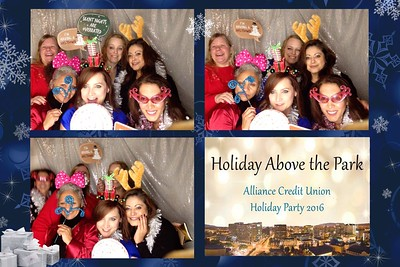 Alliance Credit Union Holiday Party
