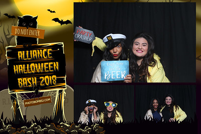 Alliance's Halloween Bash 2018