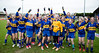 EEjob 13/11/2017 SPORT Allianz Sciath na Scol Finals at Páirc Uí Rinn. Rathduff v Barryroe . Celebrations as the Rathduff team come off field.  Picture: Andy Jay