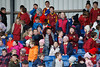 EEjob 13/11/2017 SPORT Allianz Sciath na Scol Finals at Páirc Uí Rinn. Glogheen v Walterstown. Crowd enjoying the match . Picture Andy Jay