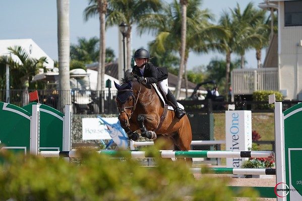 17/03/2021 ; Wellington FL ; Winter Equestrian Festival - Week 10