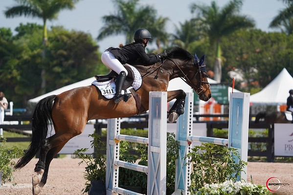 17/03/2021 ; Wellington FL ; Winter Equestrian Festival - Week 10