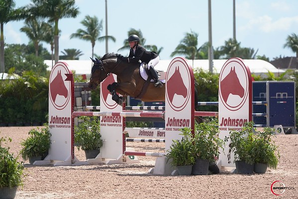24/03/2021 ; Wellington FL ; Winter Equestrian Festival - Week 11