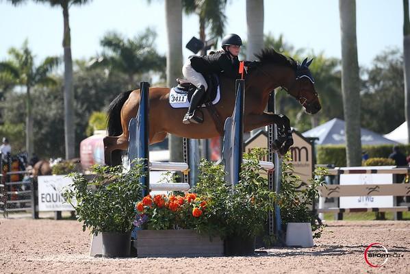 20/01/2021 ; Wellington FL ; Winter Equestrian Festival - Week 2