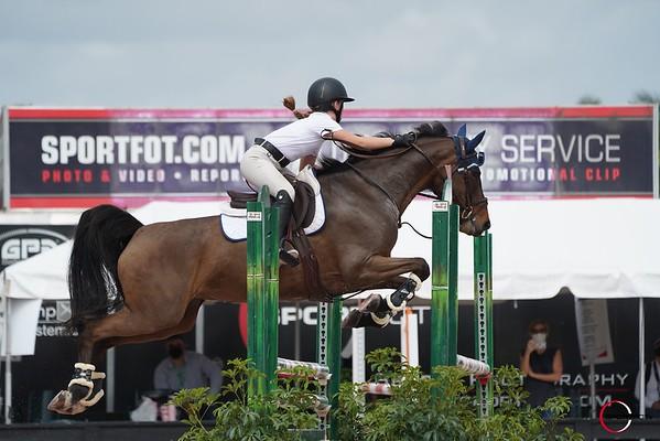 03/02/2021 ; Wellington FL ; Winter Equestrian Festival - Week 4