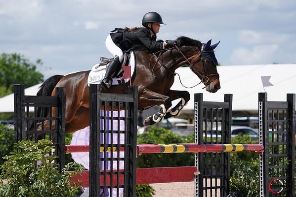 03/03/2021 ; Wellington FL ; Winter Equestrian Festival - Week 8