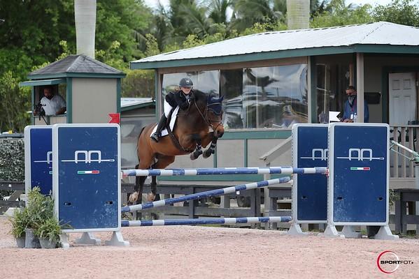 10/03/2021 ; Wellington FL ; Winter Equestrian Festival - Week 9