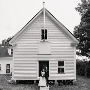 Allie and Jared Wedding
