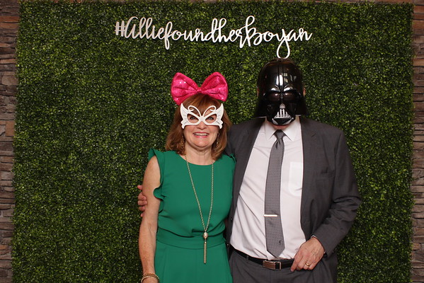 Allie and Will 9/1/18