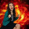 Allie's explosion