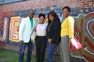 Atlanta Kipp Collegiate Unveils Jessie Owens Mural