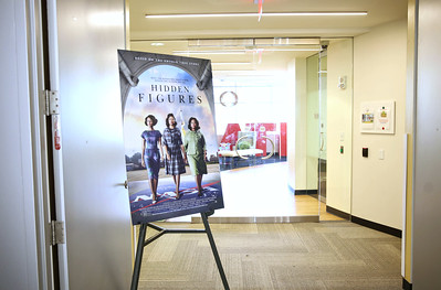 Hidden Figures - Pharell and Janelle at Google
