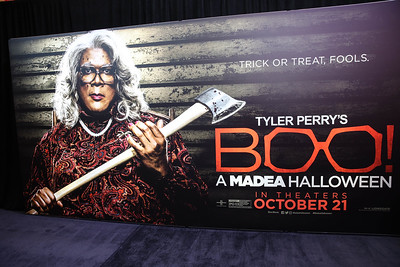 Tyler Perry - Red Carpet