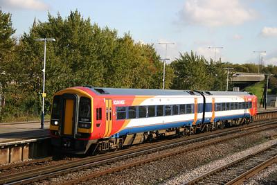 158881 - South West Trains