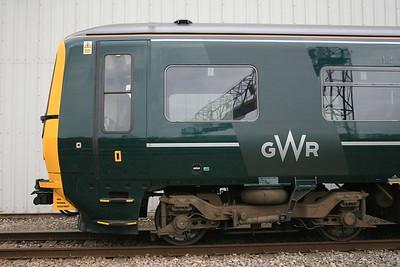 166214 - GWR Green