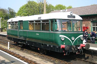 E79960 - Waggon und Maschinenbau Railbus