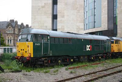 31601 - Devon & Cornwall Railways / Wessex Trains