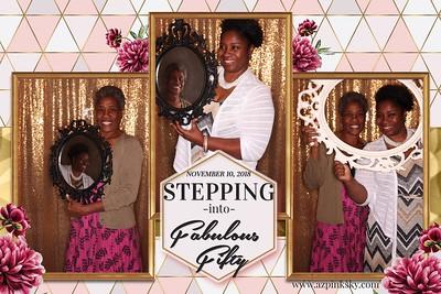 Allison's Fabulous 50th