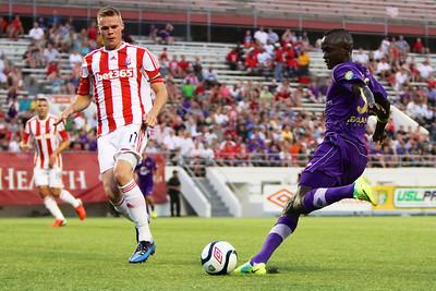 7-28-12 Stoke City at Orlando City