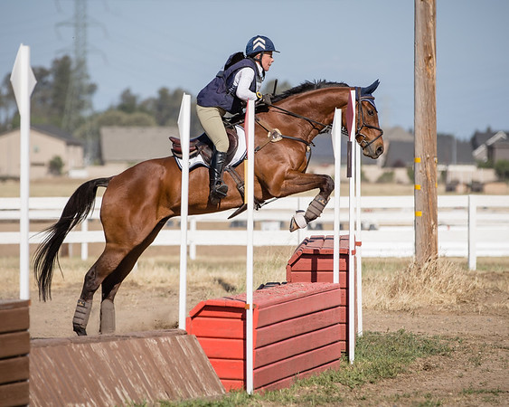 2018 April 28-29 Fresno HT Pascale and Willett Training Cross Country