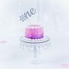 Allred 12 Month Cake Smash16