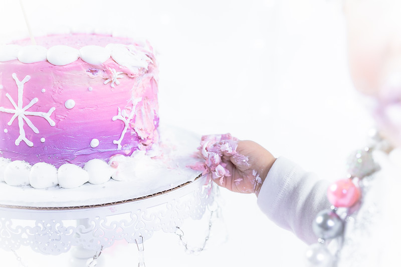 Allred 12 Month Cake Smash32
