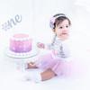 Allred 12 Month Cake Smash26