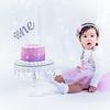 Allred 12 Month Cake Smash17