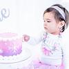 Allred 12 Month Cake Smash21
