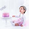 Allred 12 Month Cake Smash20