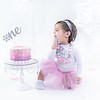 Allred 12 Month Cake Smash31