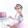 Allred 12 Month Cake Smash40